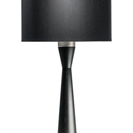 lampka nocna baron plus czarny